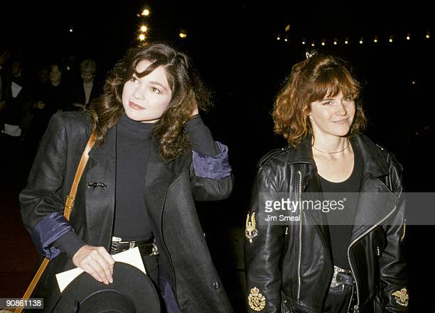 Ally Sheedy and Valerie Bertinelli