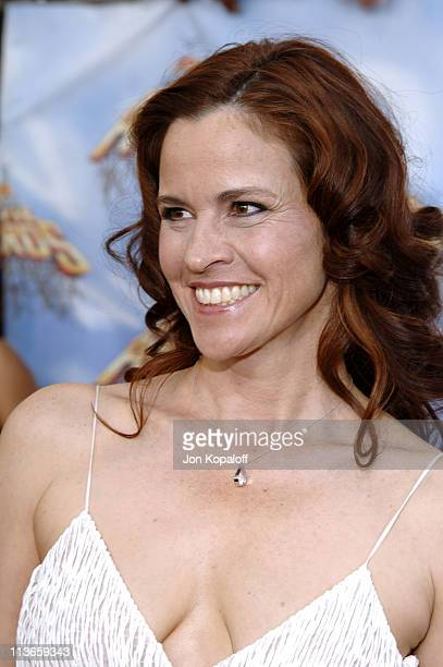 Ally Sheedy during 2005 MTV Movie Awards Arrivals at Shrine Auditorium in Los Angeles California United States
