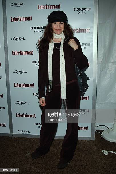 Ally Sheedy during 2006 Sundance Film Festival Entertainment Weekly Sundance Opening Weekend Party Red Carpet at The Shop in Park City Utah United...