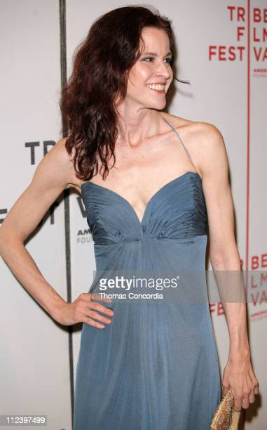"""Ally Sheedy during 6th Annual Tribeca Film Festival - """"Day Zero"""" - Arrivals at Clearview Chelsea West in New York, NY, United States."""