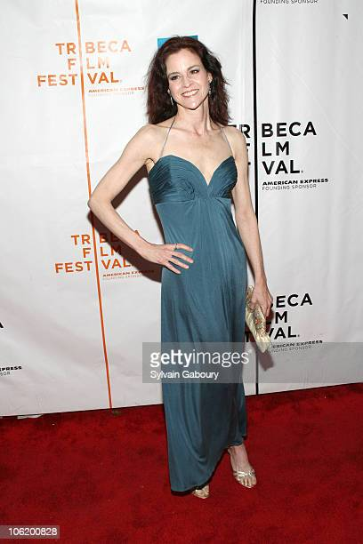 Ally Sheedy during 6th Annual Tribeca Film Festival Premiere of Day Zero Red Carpet at Clearview Chelsea West Cinemas at 333 West 23rd Street in New...
