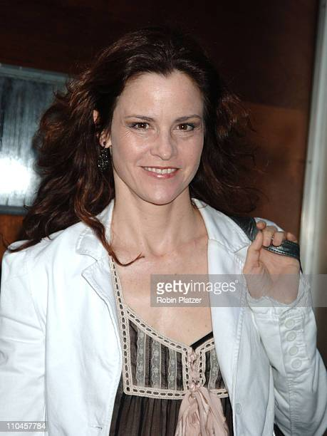 Ally Sheedy during Celebrities Wait Tables To Benefit Project ALS at Sapa in New York City, New York, United States.