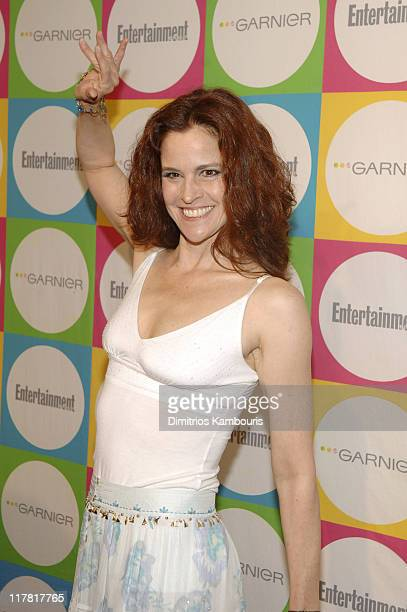 Ally Sheedy during Entertainment Weekly's 'Must List' Party Arrivals at Deep in New York City New York United States