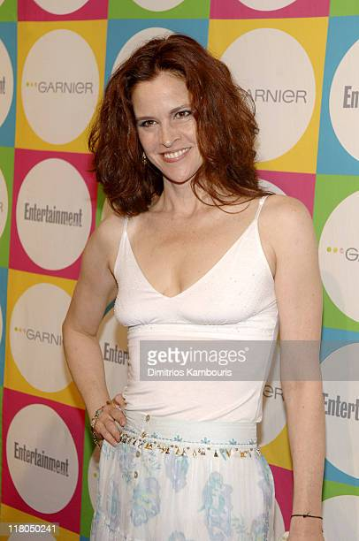 Ally Sheedy during Entertainment Weekly's Must List Party Arrivals at Deep in New York City New York United States