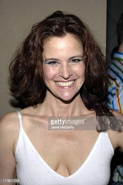 Ally Sheedy during Entertainment Weekly's 'Must List' Party Inside at Deep in New York City New York United States