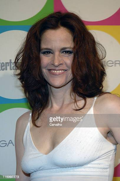 Ally Sheedy during Entertainment Weekly's 'Must List' Party Outside Arrivals at Deep in New York City New York United States