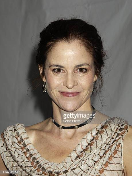 Ally Sheedy during Glamour Magazine Salutes The 2005 Women of the Year Inside Arrivals at Avery Fisher Hall in New York City New York United States