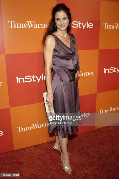 Ally Sheedy during 'The Clothes We Love' Fashion Show Hosted by InStyle Magazine and Time Warner Arrivals at Time Warner Center Columbus Circle in...