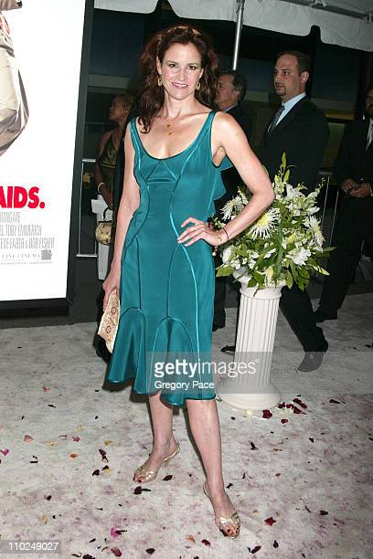 """Ally Sheedy during """"Wedding Crashers"""" New York City Premiere - Arrivals at Ziegfeld Theater in New York City, New York, United States."""