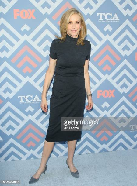 Ally Walker attends the 2017 Summer TCA Tour 'Fox' on August 08 2017 in Los Angeles California
