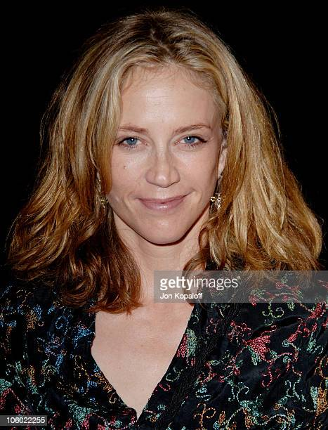Ally Walker during Season Four Premiere Screening Of 'Nip/Tuck' Arrivals at Paramount Studios in Los Angeles California United States