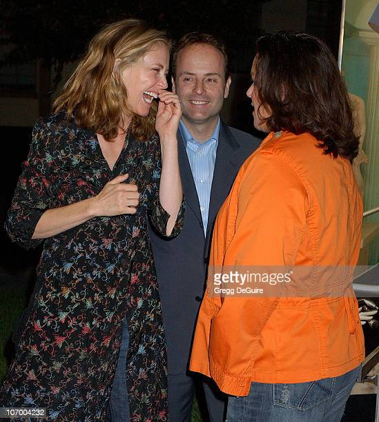 Ally Walker John Landgraf President of FX and Rosie O'Donnell
