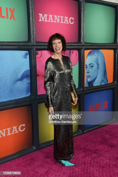 Allyce Beasley attends the Netflix Original Series 'Maniac' New York Premiere Screening and After Party at Center 415 on September 20 2018 in New...