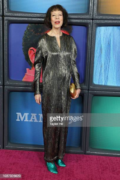 Allyce Beasley attends the Season One premiere of Netflix's 'Maniac' at Center 415 on September 20 2018 in New York City