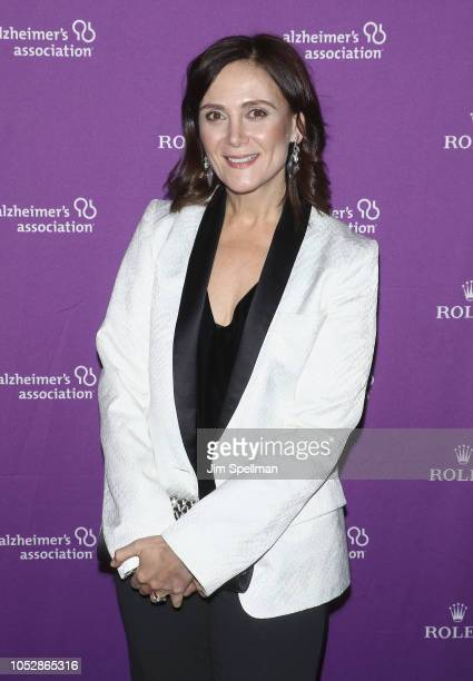 Allyn Magrino attends the 35th Annual Alzheimer's Association Rita Hayworth Gala at Cipriani 42nd Street on October 23 2018 in New York City