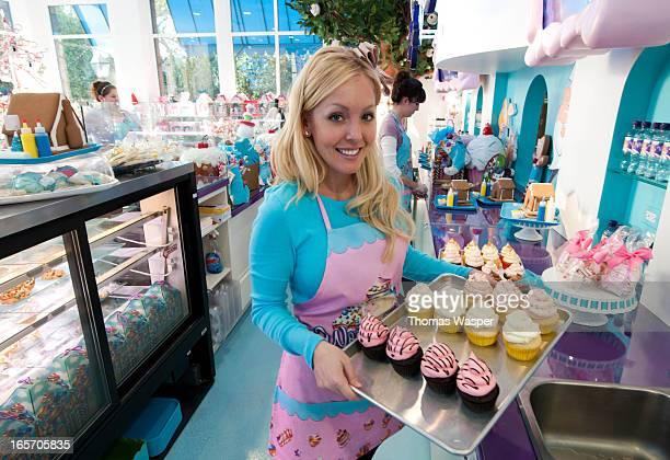 CONTENT] Allyson Ames Owner Wonderland Bakery