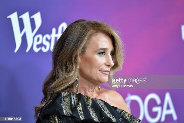 Allyson B Fanger attends The 21st CDGA at The Beverly Hilton Hotel on February 19 2019 in Beverly Hills California