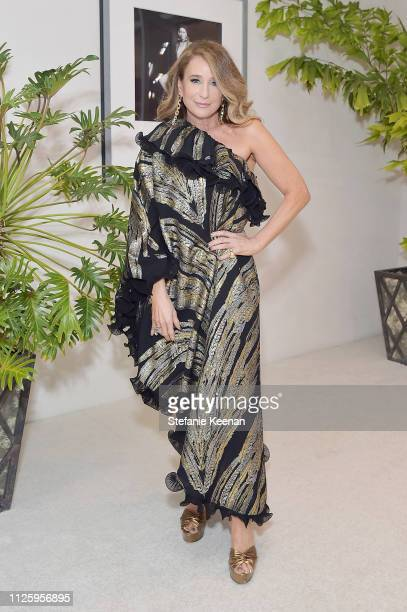 Allyson Fanger attends The 21st CDGA at The Beverly Hilton Hotel on February 19 2019 in Beverly Hills California