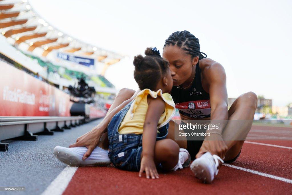 2020 U.S. Olympic Track & Field Team Trials - Day 3 : News Photo
