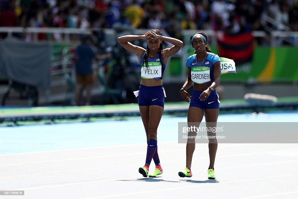 Athletics - Olympics: Day 13