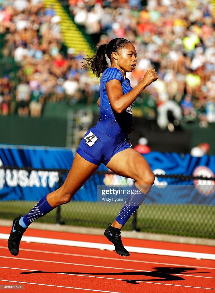 2016 U.S. Olympic Track & Field Team Trials - Day 1 : News Photo