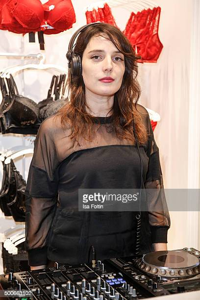 Alma Gold attends the INTIMISSIMI Christmas Reception on December 09 2015 in Munich Germany