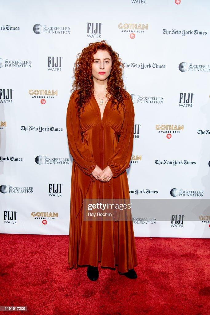 2019 IFP Gotham Awards : News Photo