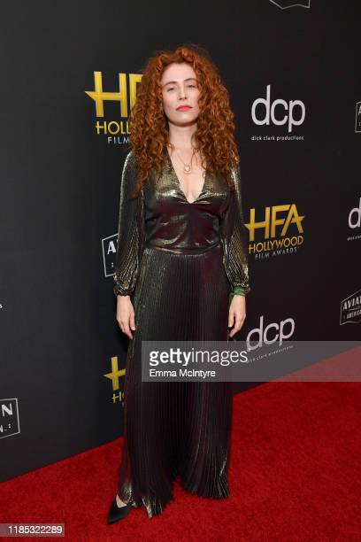 Alma Har'el attends the 23rd Annual Hollywood Film Awards at The Beverly Hilton Hotel on November 03 2019 in Beverly Hills California