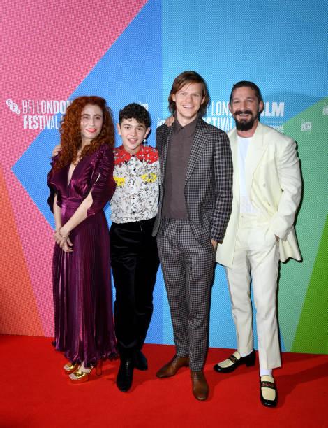 "GBR: ""Honey Boy"" European Premiere - 63rd BFI London Film Festival"