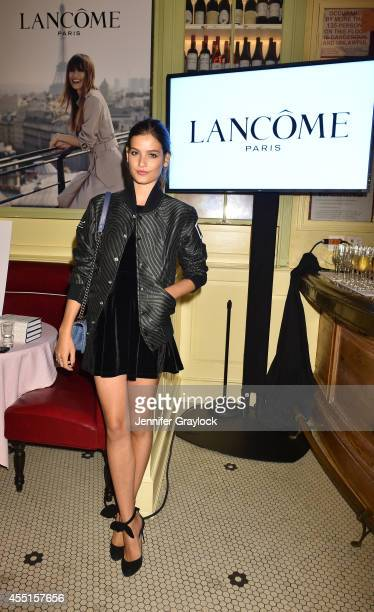 Alma Jodorowsky attends the Caroline de Maigret for Lancôme Cocktail Party at Cherche Midi at Cherche Midi on September 9 2014 in New York City