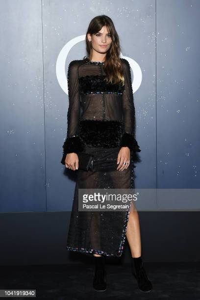 Alma Jodorowsky attends the Opening Season Paris Opera Ballet Gala as part of the Paris Fashion Week Womenswear Spring/Summer 2019 on September 27...