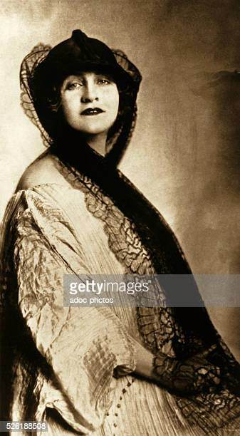 Alma Maria MahlerWerfel Austrian artist Ca 1920
