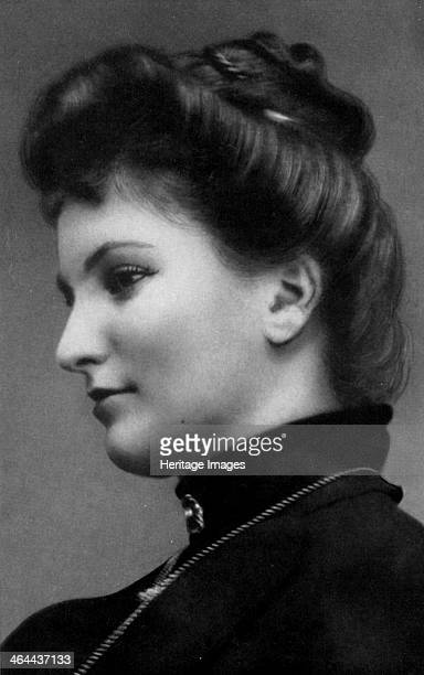 Alma Schindler Austrian socialite and composer c1900 Alma Schindler was the wife successively of the composer Gustav Mahler architect Walter Gropius...