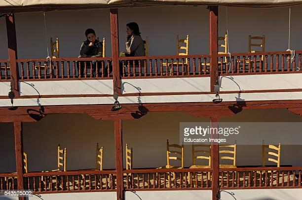 Almagro Corral de Comedias the only active courtyard theatre in Spain Ciudad Real province Castilla la Mancha Spain