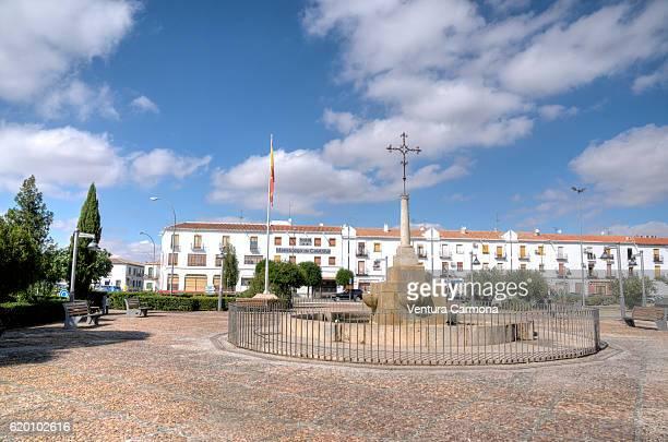 Almagro (Castilla-La Mancha, Spain) - Town Square