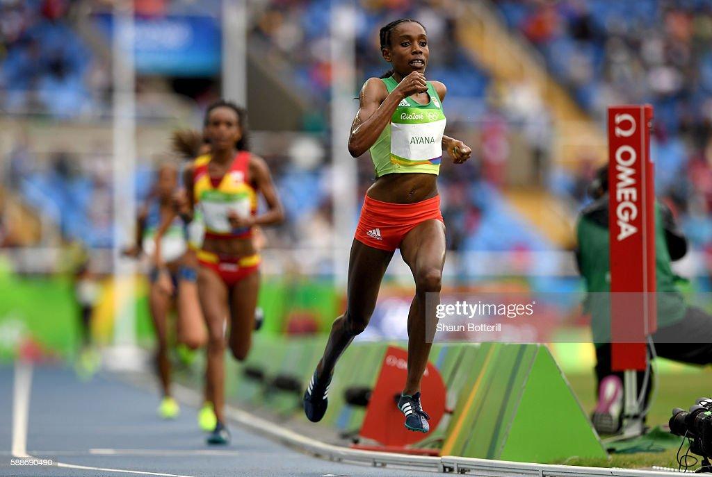Athletics - Olympics: Day 7 : News Photo