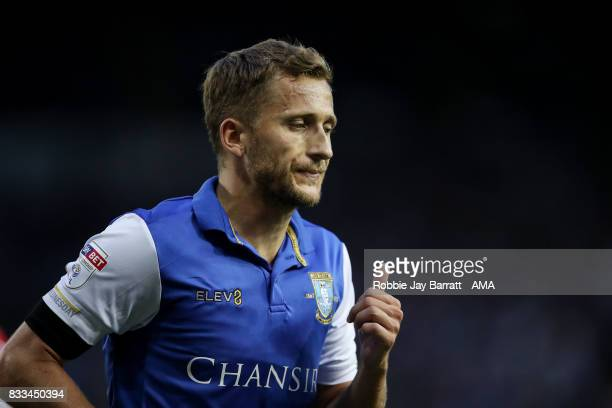 Almen Abdi of Sheffield Wednesday during the Sky Bet Championship match between Sheffield Wednesday and Sunderland at Hillsborough on August 16 2017...