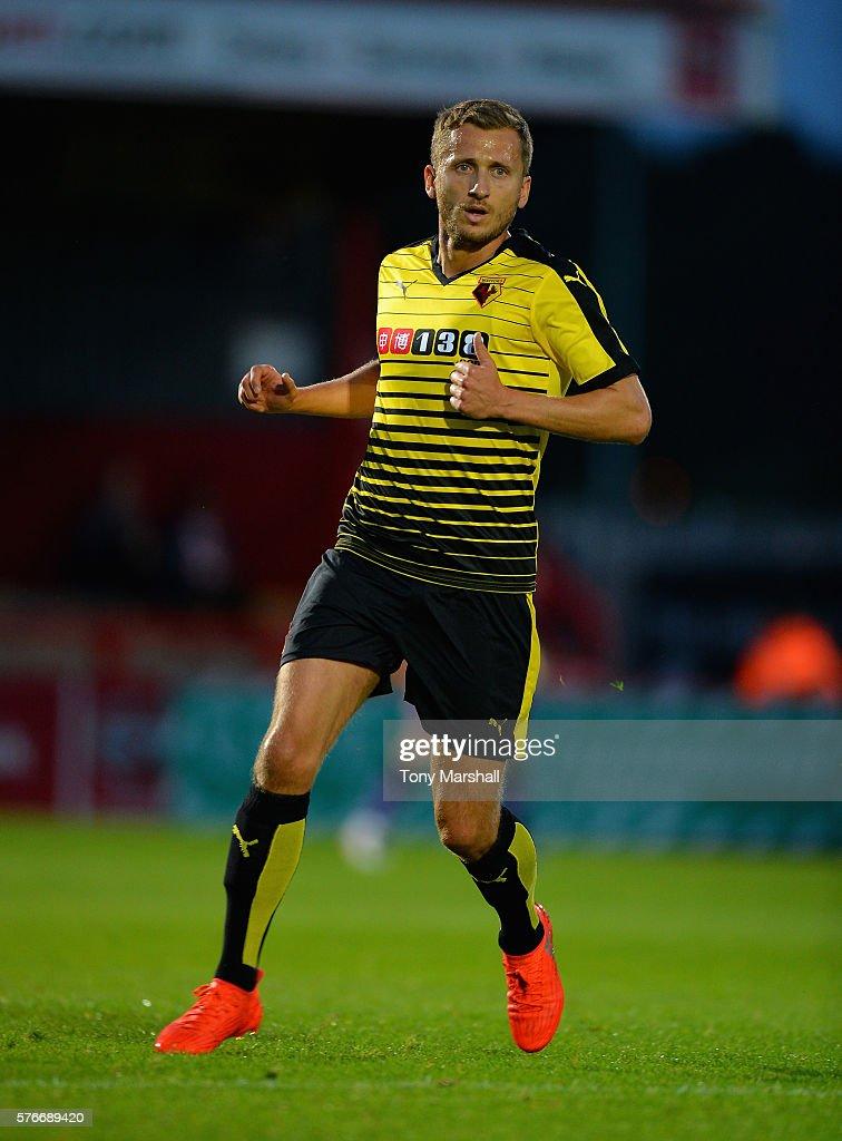 Stevenage v Watford - Pre-Season Friendly