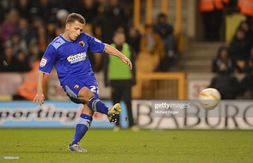 Wolverhampton Wanderers v Watford - npower Championship