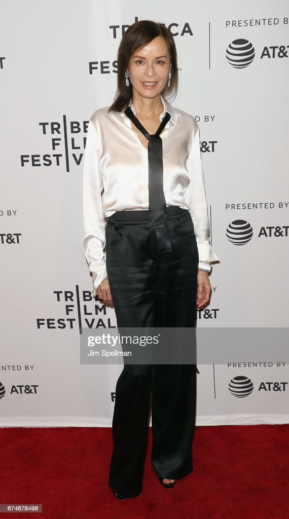 Almine Ruiz-Picasso attends the 'Julian Schnabel: A Private Portrait' screening during the 2017 Tribeca Film Festival at SVA Theatre on April 28, 2017 in New York City.