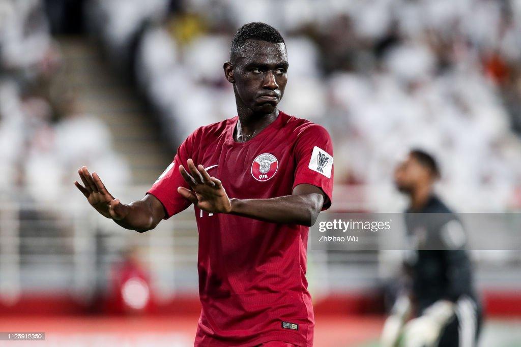 Qatar v UAE - AFC Asian Cup Semi Final : ニュース写真
