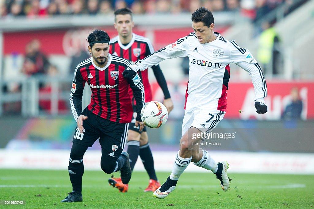 FC Ingolstadt v Bayer Leverkusen - Bundesliga : News Photo