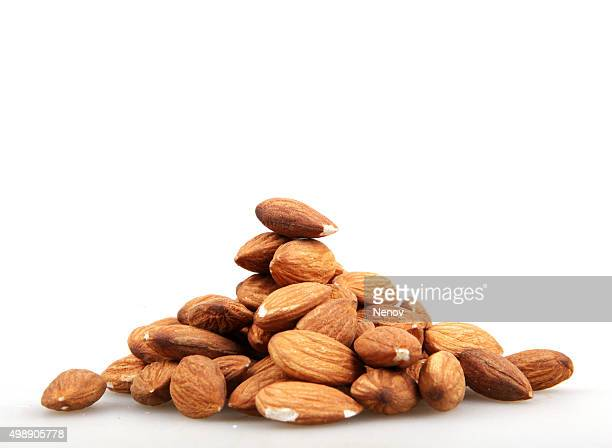 Almond background