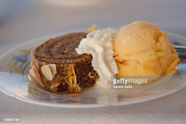 almond cake - tavira imagens e fotografias de stock