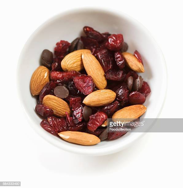 Almond, Craisin and Chocolate Chip Trail Mix