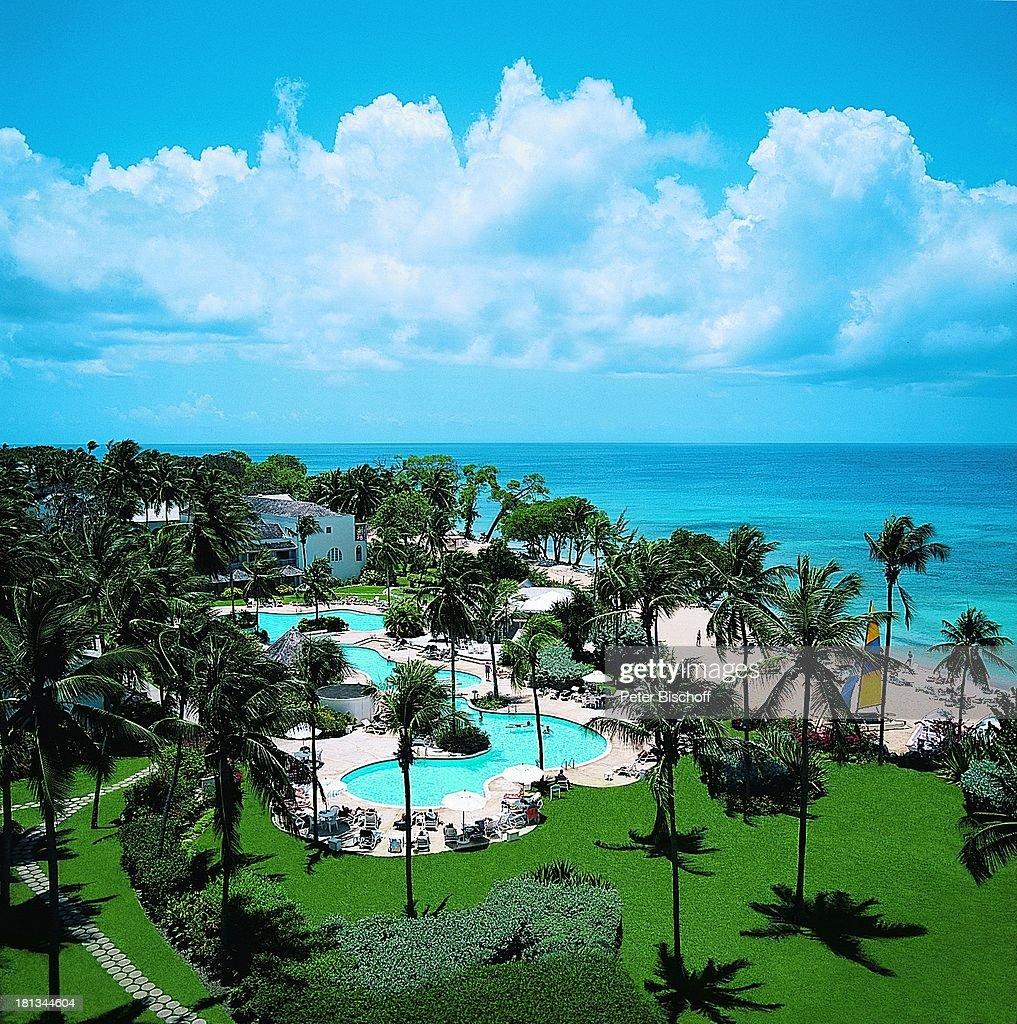 Almond Resorts Barbados Karibik Beach Village Hotel Pool