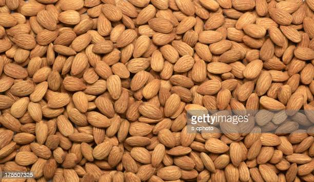 Almonds Background (Click for more)