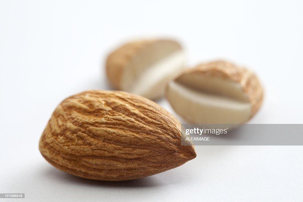 Almonds : Stock Photo