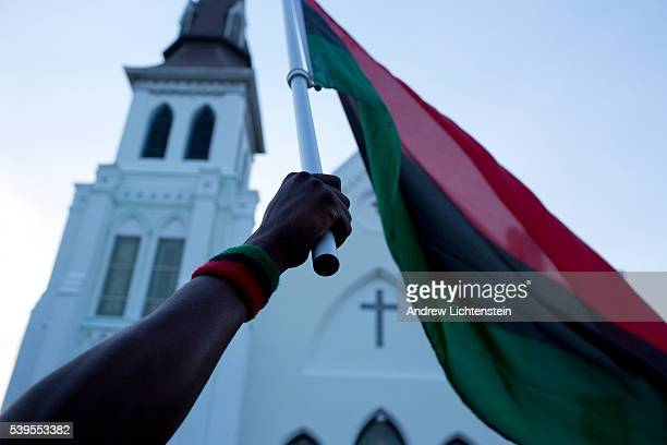 Almost a week after a lone racist gunmen murdered nine parishioners at the historical African-American Emanuel AME Church in Charleston, South...