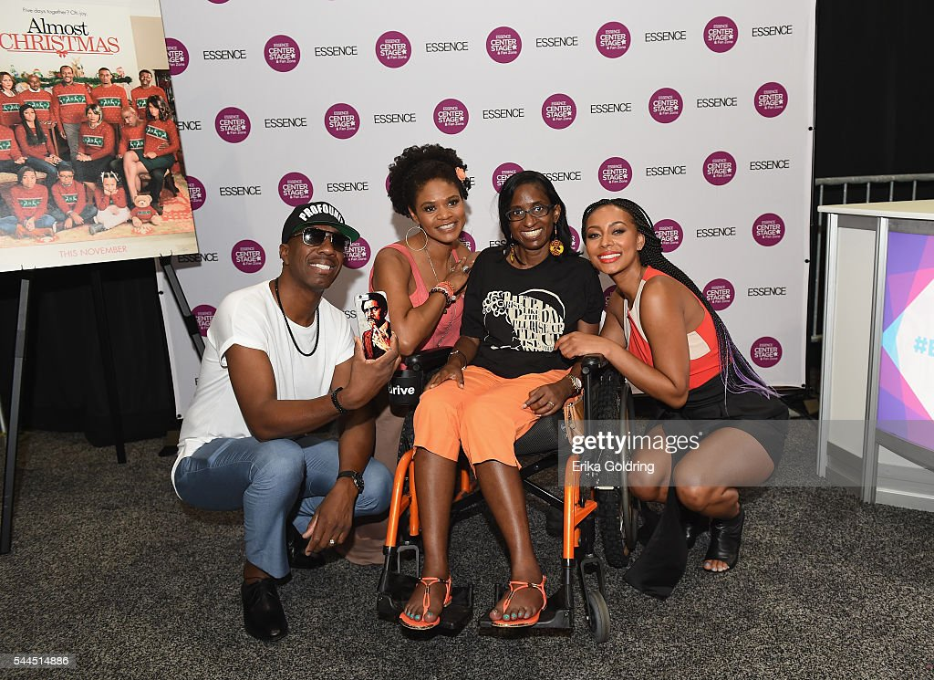 Cast From Almost Christmas.Almost Christmas Cast Members Jb Smoove Kimberly Elise And